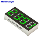 "Afișaj 4 cifre-ceas LED 0.36"" 7-segmente verde poze/4-Digit-7-segments-LED-Display-tube-doubledot-clock-GREEN-1.jpg"