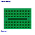 Mini-breadboard 17x10 verde poze/Solderless-Mini-Breadboard-size-3-5x4-5cm-Green-1.jpg